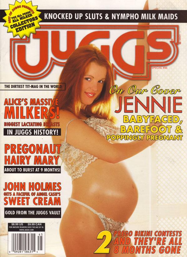Color Climax Pregnant Magazine 120