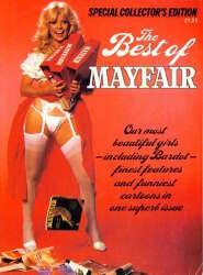 Best of Mayfair # 1 magazine back issue Best of Mayfair magizine back copy