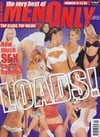 Jenna Jameson Best of Men Only # 41 - Very Best magazine pictorial