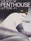 The Best of Penthouse Letters # 1 magazine back issue cover image