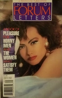 Best of Penthouse Letters # 29, Forum  magazine back issue