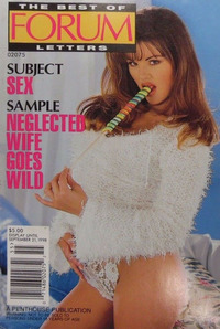 Best of Penthouse Letters # 55, Forum  magazine back issue