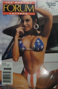 Best of Penthouse Letters # 65, Forum  magazine back issue