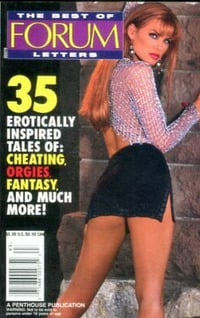 Best of Penthouse Letters # 93, Forum  magazine back issue
