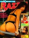 Best of Razzle # 8 magazine back issue