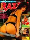 Best of Razzle # 8 magazine back issue cover image