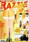 Best of Razzle # 9 magazine back issue