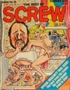 Best of Screw # 18 magazine back issue cover image