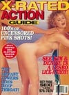 Best of Swank June 1993 - X-Rated Action Guide magazine back issue