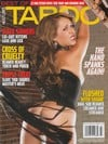 Best of Taboo # 20 magazine back issue