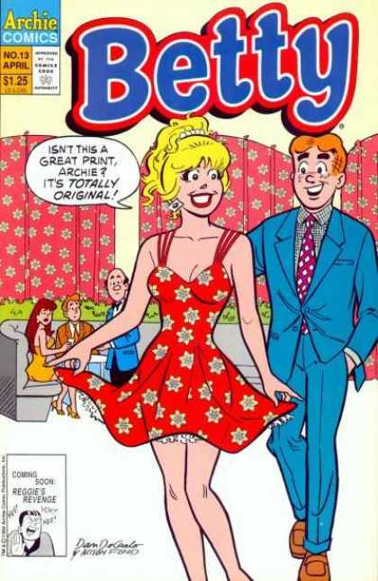 Betty A1 Comix Comic Book Database