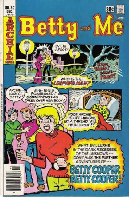 Betty and Me A1 Comix Comic Book Database
