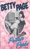 Betty Page Private Peeks # 2 magazine back issue