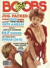 Big Boobs June 1986 magazine back issue