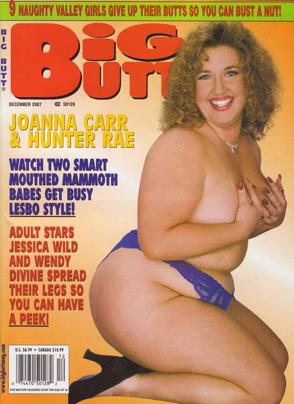 2001 adult big butt december magazine