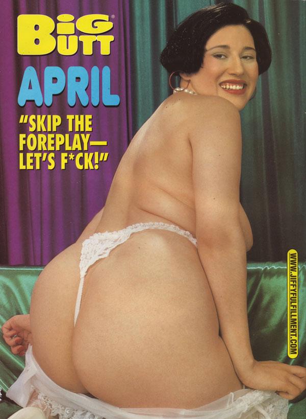 Big ass magazines