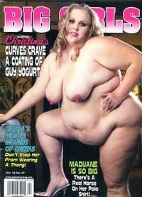 Big Girls Vol. 18 # 7 magazine back issue