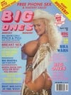 Big Ones April 1992 magazine back issue cover image