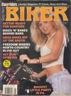 magazine cover Appearances Biker August 1989