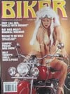 Biker April 1993 magazine back issue