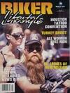 Biker Lifestyle March 1985 magazine back issue