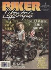 Biker Lifestyle Vol. 5 # 8 - August 1985 magazine back issue cover image