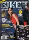 Biker Lifestyle April 1988 magazine back issue