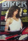 Biker Lifestyle June 1988 magazine back issue