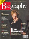 Biography April 1998 magazine back issue