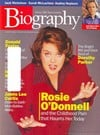 Biography August 1998 magazine back issue
