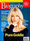 Biography April 1999 magazine back issue