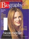 Biography August 1999 magazine back issue