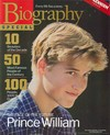 Biography December 1999 magazine back issue