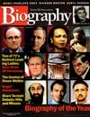 Biography January 2002 magazine back issue