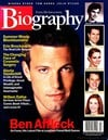 Biography July 2002 magazine back issue