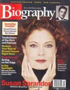 Biography October 2002 magazine back issue