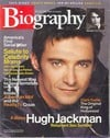 Biography May 2003 magazine back issue cover image