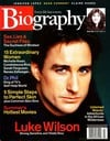 Biography July 2003 magazine back issue cover image