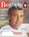 Biography November 2003 magazine back issue cover image
