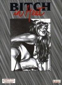 Bitch in Heat # 10 magazine back issue