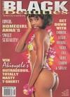 Black Beauties Vol. 3 # 8 magazine back issue