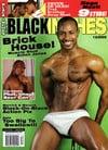 Anton Jones magazine cover Appearances Black Inches December 2005