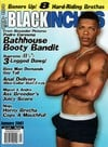Black Inches January 2007 magazine back issue cover image