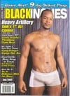 Black Inches July 2007 magazine back issue cover image