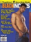 Black Inches October 2007 magazine back issue cover image