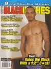 Black Inches December 2007 magazine back issue cover image