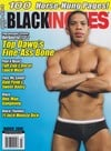 Black Inches March 2009 magazine back issue