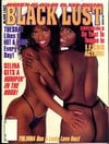 Black Lust # 55 magazine back issue cover image