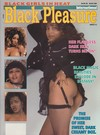 Black Pleasure # 2 magazine back issue