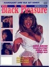 Black Pleasure # 5 magazine back issue
